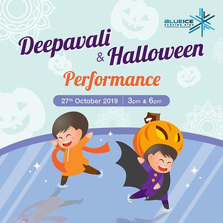 Deepavali & Halloween Special Performanc