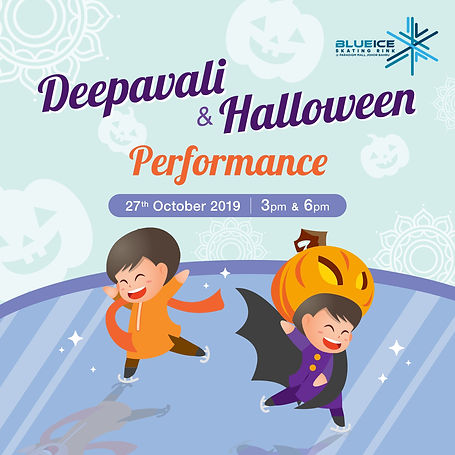 Deepavali & Halloween Special Performanc