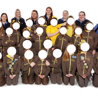 87th Nottingham Brownies