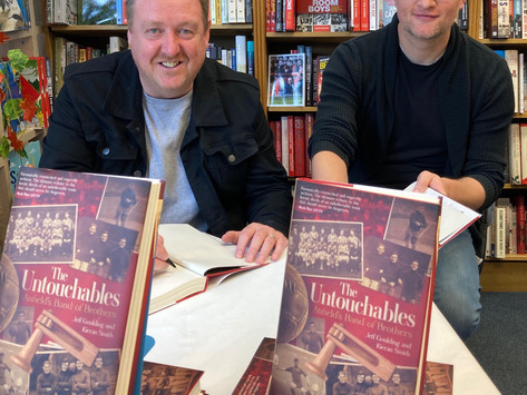 The Untouchables....