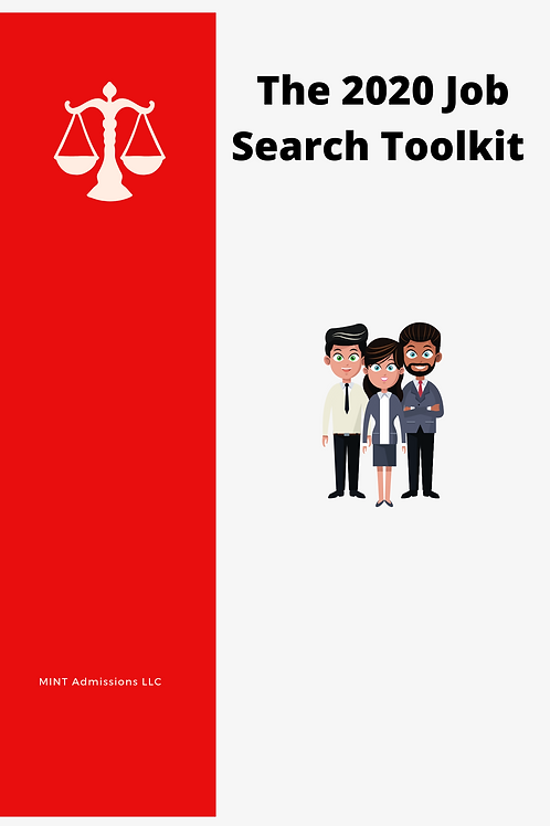 The 2020 Job Search Toolkit