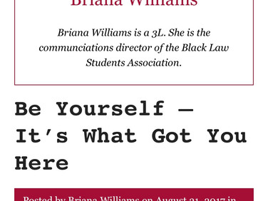 My Advice to First-Year Law Students From Harvard Law's 'The Record.'