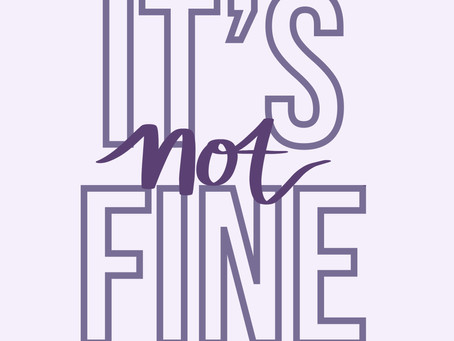 Everything is NOT Fine