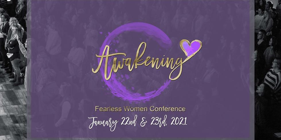 Awakening Fearless Women Conference