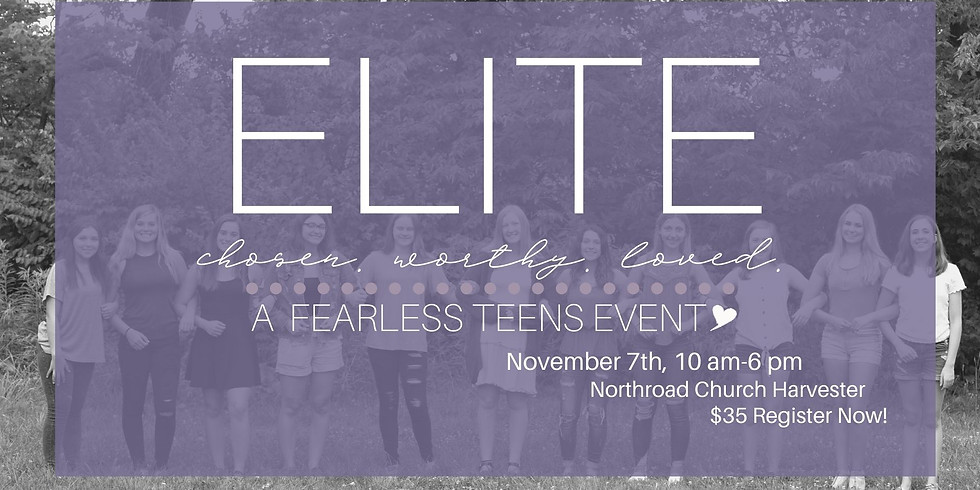 ELITE: A Fearless Teens Mini-Conference