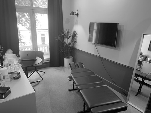 Your private Treatment Room