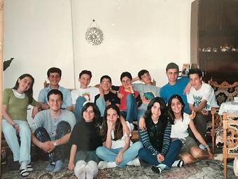 Trabzon Anadolu Lisesi yılları