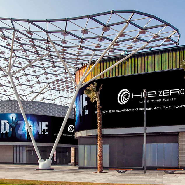 Hub Zero by Meraas