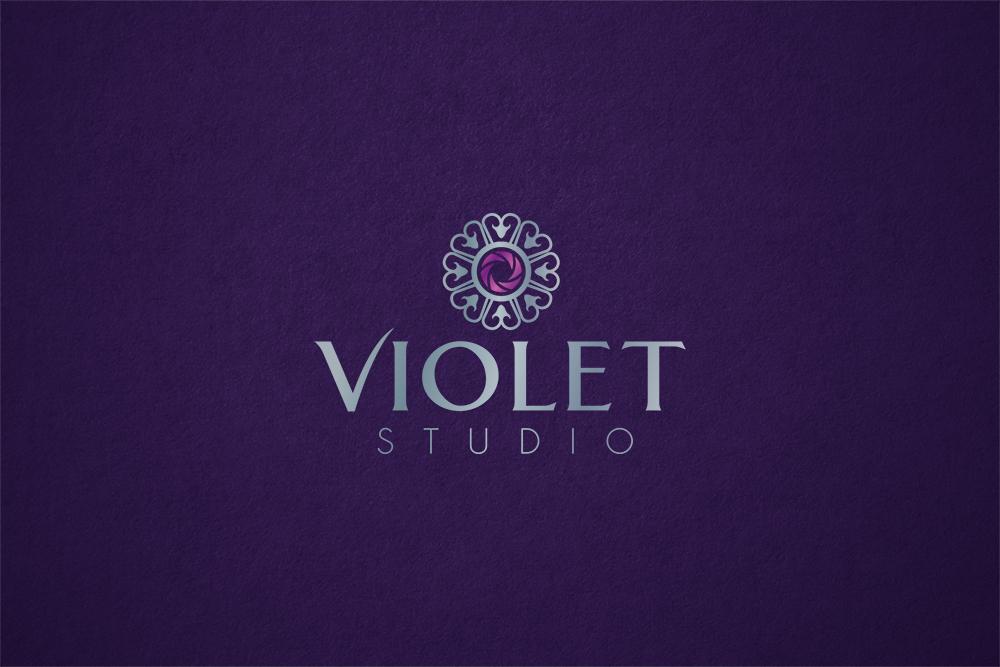 violet studios_logo mock up