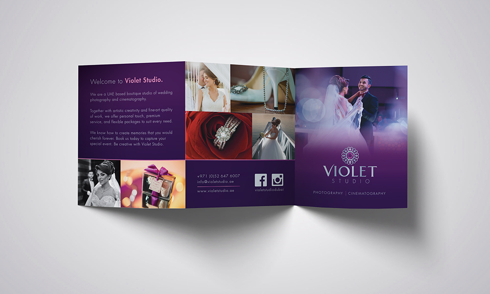 violet studios_brochure mock up