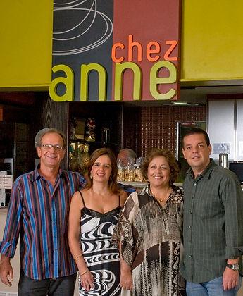 Sócios Chez Anne