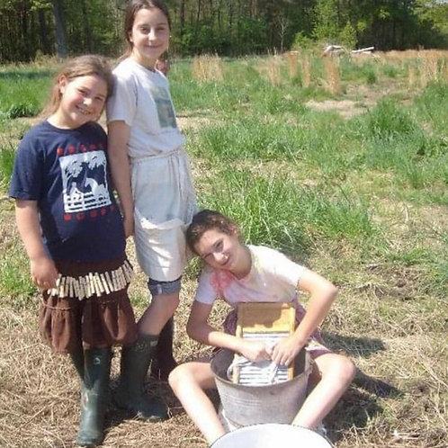 Farm Camp August 16-20