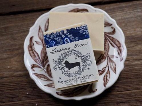 Meriwether's Herb Bath Dog Soap