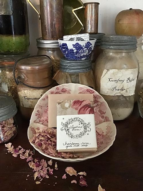 Heirloom Rose Soap