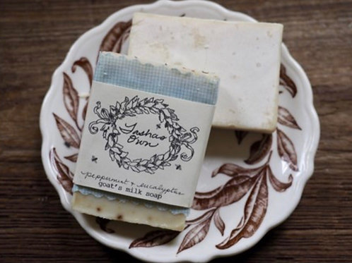Peppermint and Eucalyptus Soap