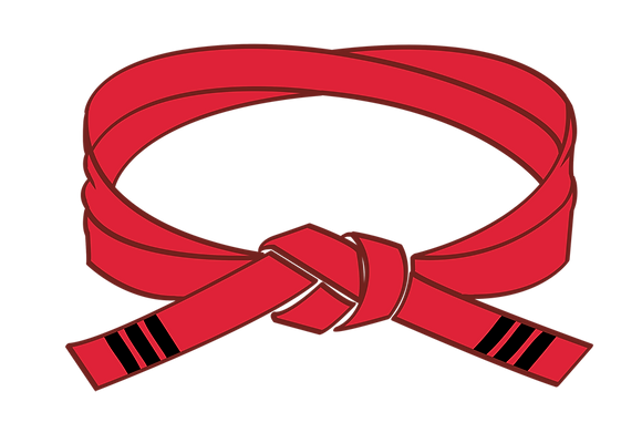 Red III Belt Grading