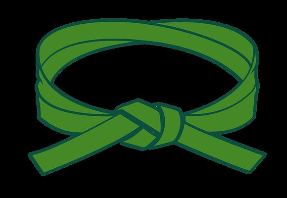 Green Belt Grading