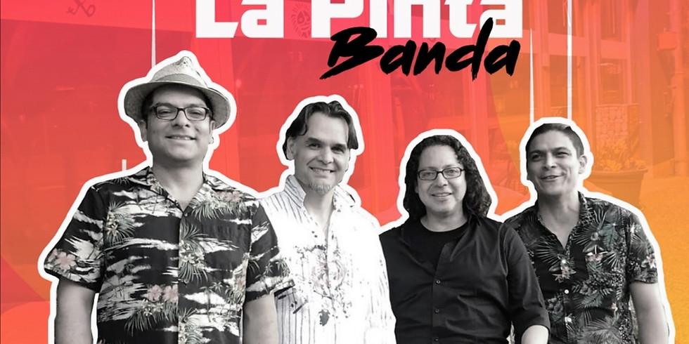 Konzert La Pinta Banda