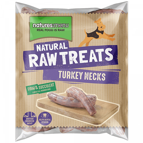 Natures Menu Turkey Necks
