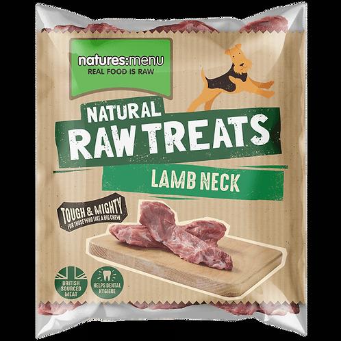 Nature's Menu Raw Lamb Neck