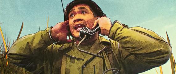 Matt Mercurio as Miguel Cordosa in The Liberator