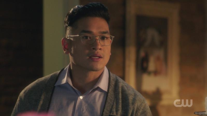 "Matt Mercurio in ""Life Sentence"" as Manny"