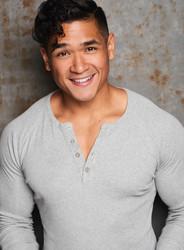 Matt Mercurio Actor 2019 Headshot 2