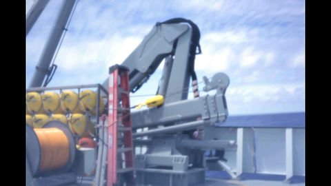 Moments with Magi 2021, is a pinhole video produced on board the RV Falkor showing the deployment of a Magnetometer