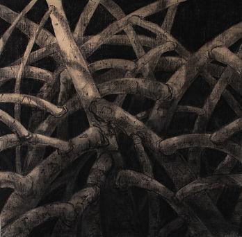 Stingray Bay Mangrove Series - beyond th