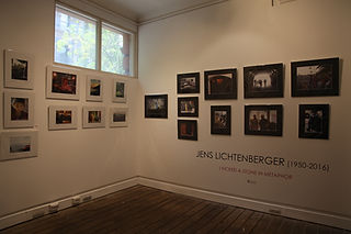 Gaffa Gallery Jens Portfolio room