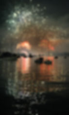 Jens Lichtenberger photography - NYE Sydney Fireworks 2013