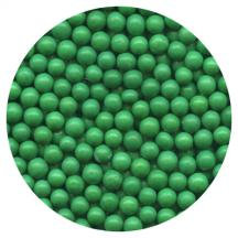 Sugar Pearls  Green 28.6# Box