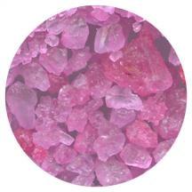Cherry Rock  Sugar 25# Box