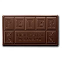 Peters Burgundy Semi Sweet Choc 47% Cocoa 10# Box