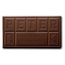 Petes Gibraltar Sweet Chocolate 60% Cocoa 10# Box