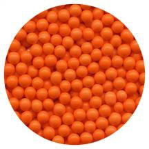 Sugar Pearls Orange 28.6# Box