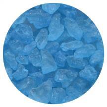 Sky Blue Rock  Sugar 25# Box