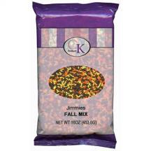 Fall Mix Jimmies