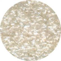 White Edible Glitter 16# Box