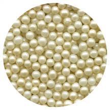 Sugar Pearls  Pearlized Ivory 28.6# Box