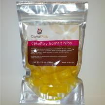 Isomalt Nibs Yellow