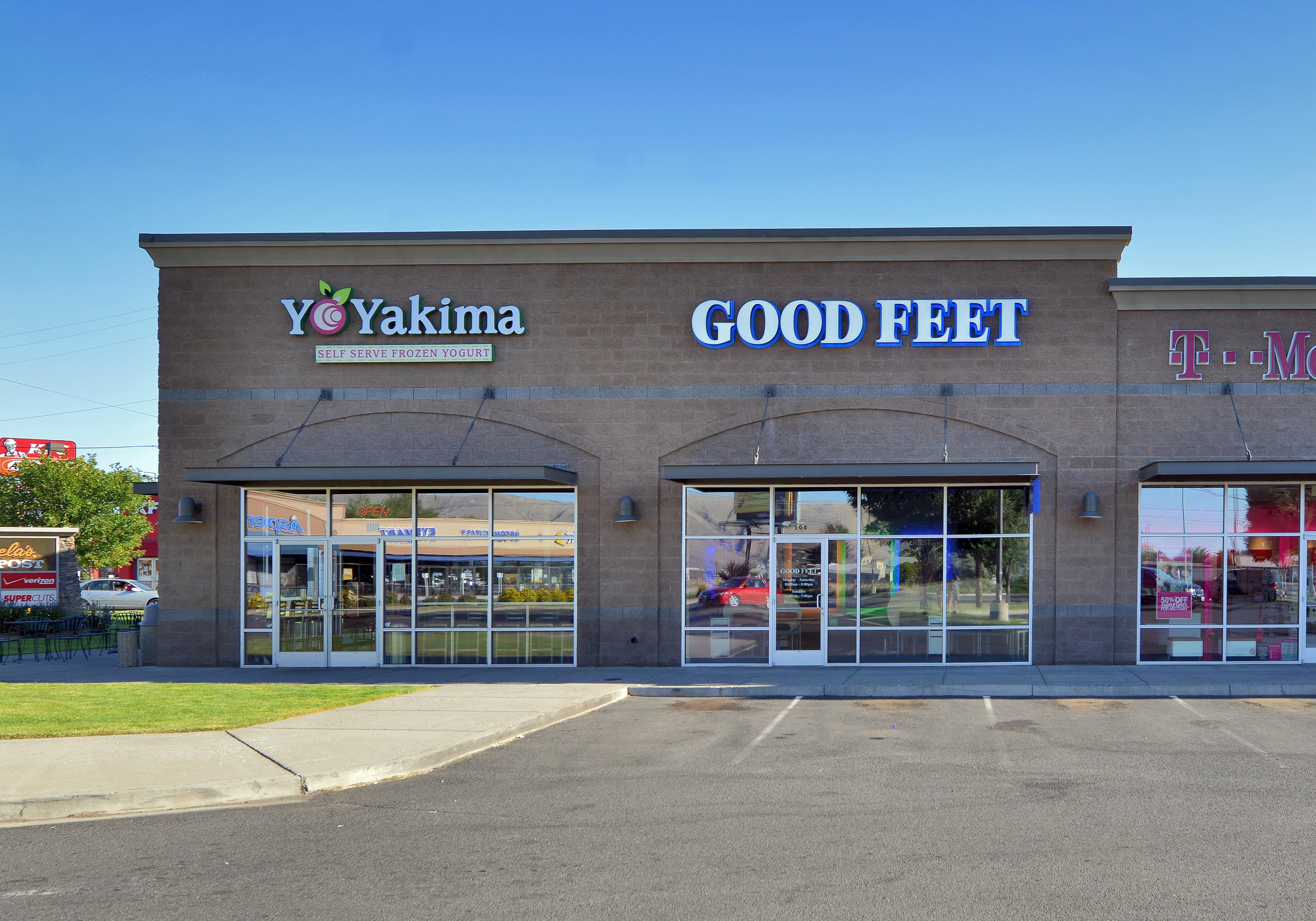 Yo-Yakima/Good Feet