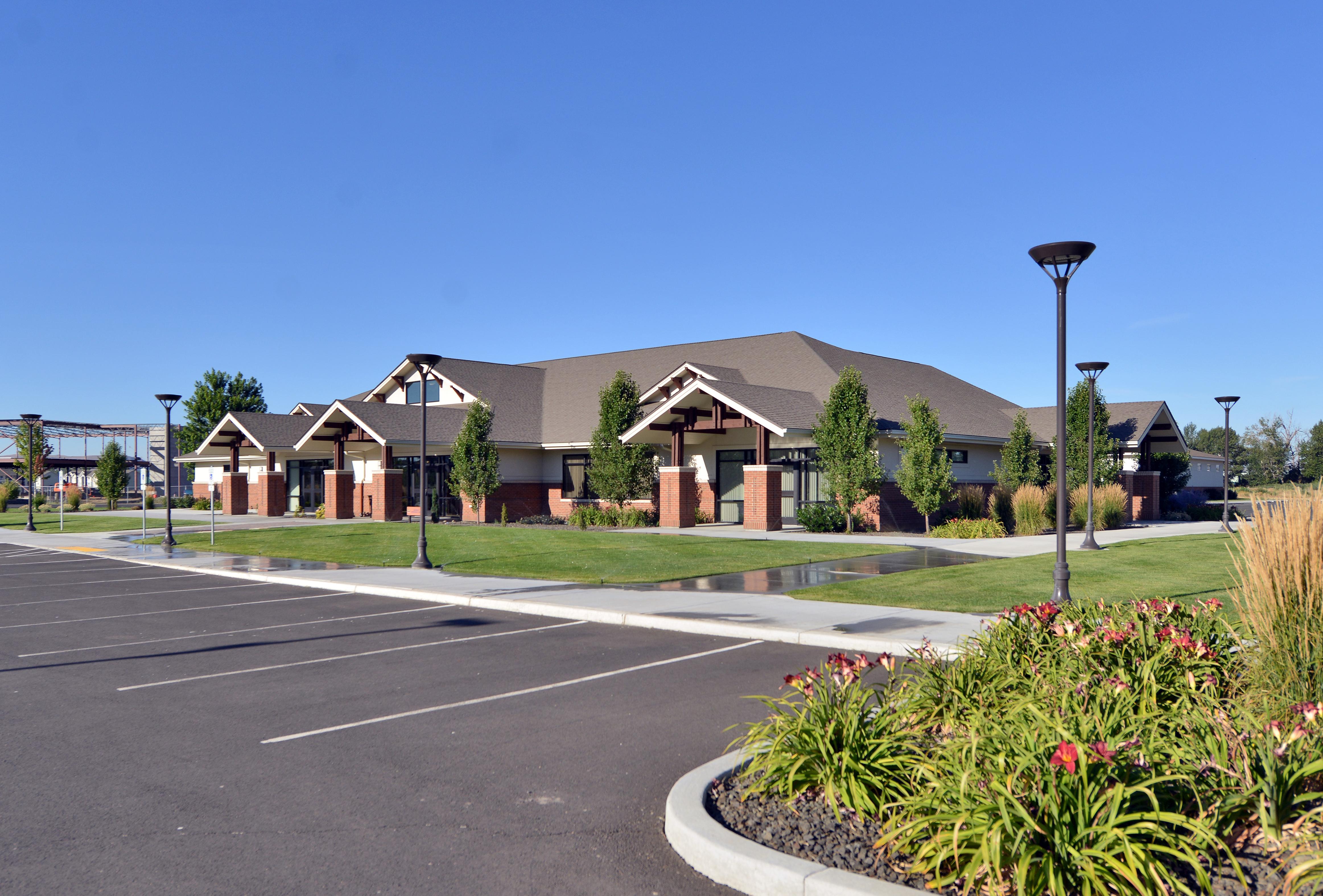 Caldwell Center at PNW University