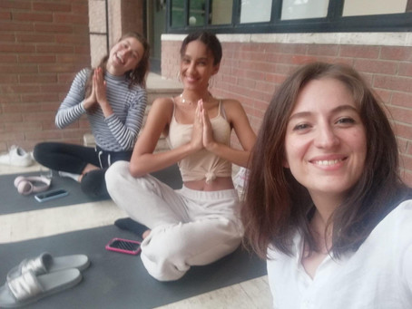 Our Best (& Worst) Yoga Moments