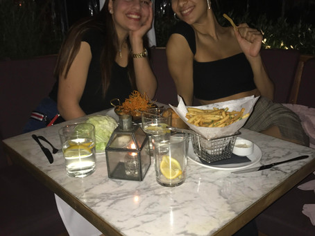 Our Experience at CATCH LA