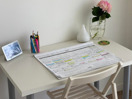 Back to School: Fundamentals of my Desk Sanctuary