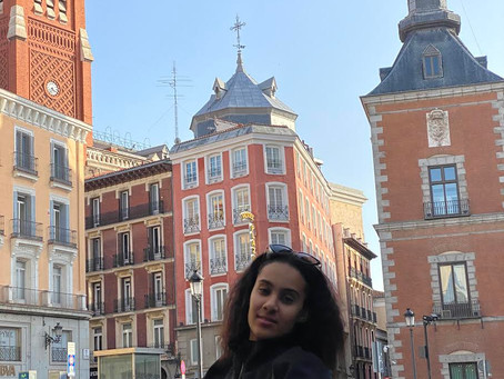 4 Looks, 1 City: Madrid