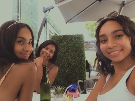 Rose Ladies in Brickell