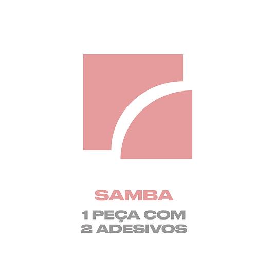 Azulejo Samba_15cm