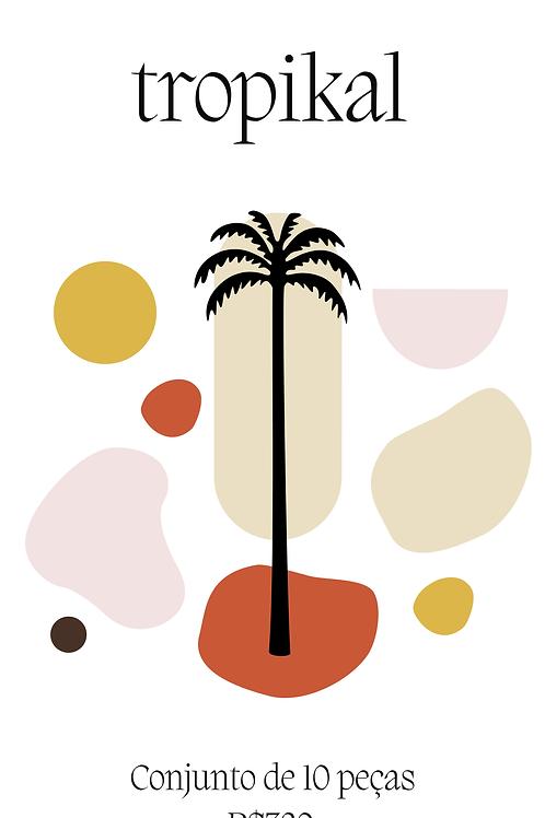 conjunto tropikal